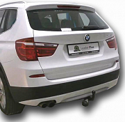 Фаркоп Leader Plus B205-A BMW X3 (F25) 2010-н.в.